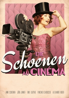 """Plakat """"Au cinéma"""""""