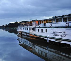 Mannheimer Museumsschiff