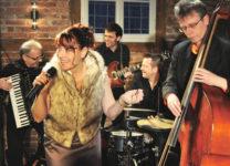 Die Schoenen-Pressefoto-Quintett